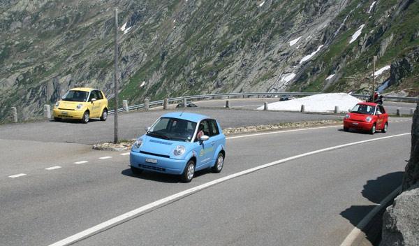 Fotos: Sólo se han vendido 17 coches eléctricos