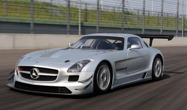 Fotos: El SLS AMG GT3 ya tiene precio