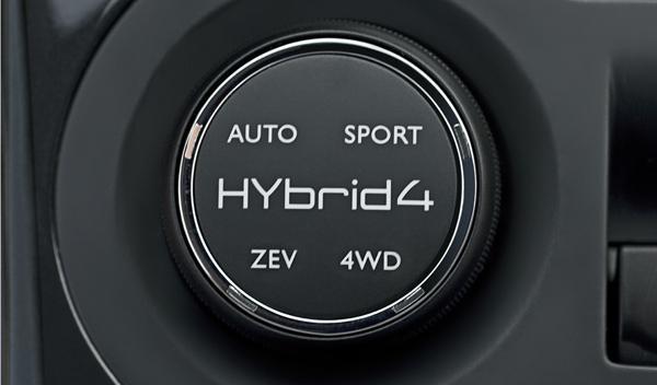 Fotos: 3008 HYbrid4: el primer híbrido diésel