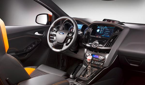 Fotos: El nuevo Ford Focus ST hará su presentación oficial en el Salón de París