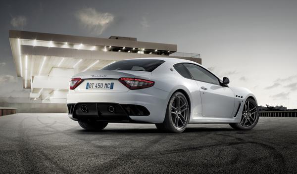 Fotos: GranTurismo MC Stradale: el Maserati más rápido, ligero y potente