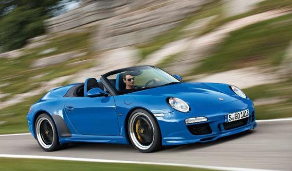 Fotos: Porsche 911 Speedster: un homenaje al legendario 356