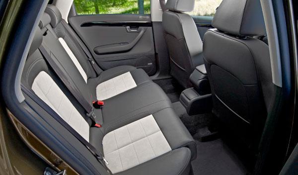 Fotos: Más espacio y confort para el Seat Exeo