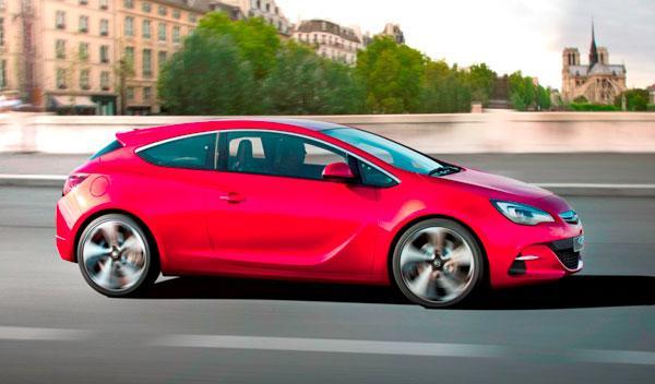 Fotos: Opel GTC París: 290 caballos y un interior exclusivo