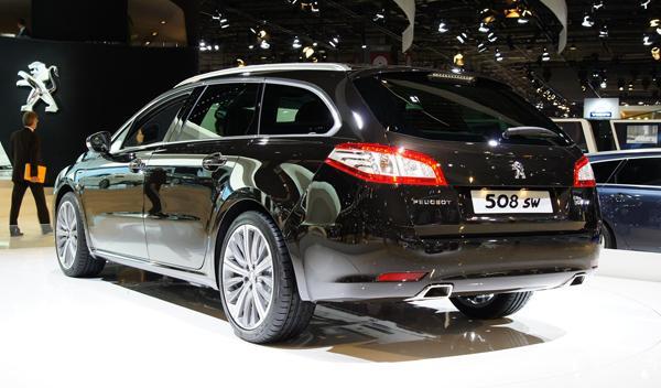 Fotos: Peugeot desvela los precios y la composición de la gama del 508