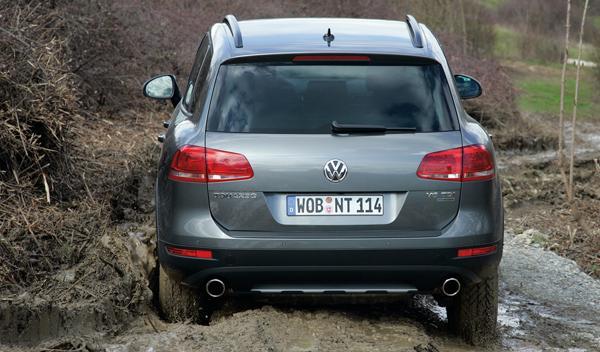Fotos: El Volkswagen Touareg estrena dos mecánicas con tecnología BlueMotion