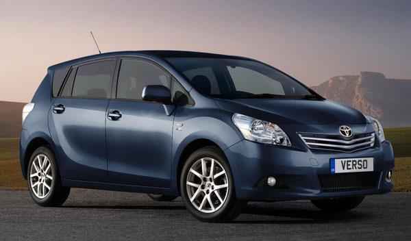 Fotos: Un español, propietario del Toyota '20 millones'