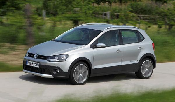 Fotos: El Volkswagen Polo estrena las versiones GTI, BlueMotion, y Cross Polo