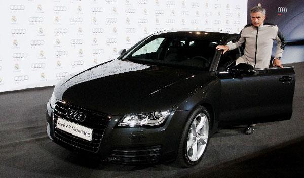 Fotos: ¿Sabes cuál es el Audi favorito de los jugadores del Real Madrid?