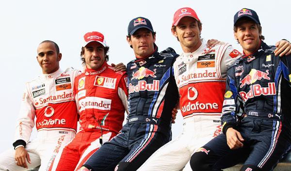 Fotos: Las cuentas de Fernando Alonso en Abu Dhabi