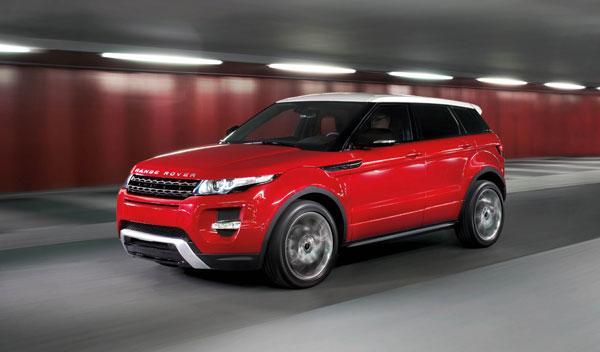 Fotos: El Range Rover Evoque de cinco puertas llegará el próximo verano