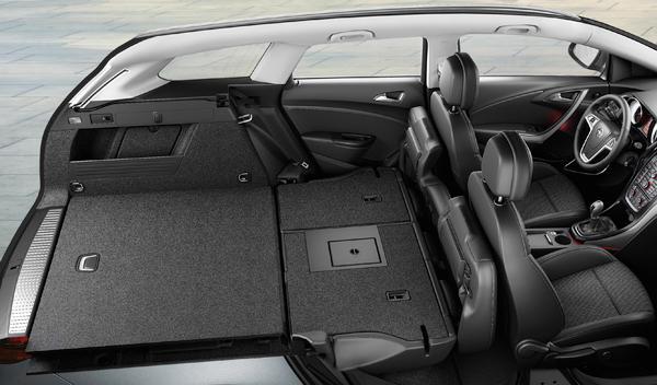Fotos: Opel Astra Sports Tourer: crecen sus aspiraciones