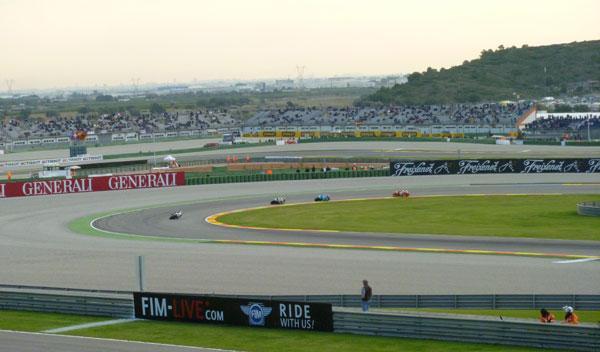 Fotos: AUTOBILD.ES con sus lectores en el GP de Valencia