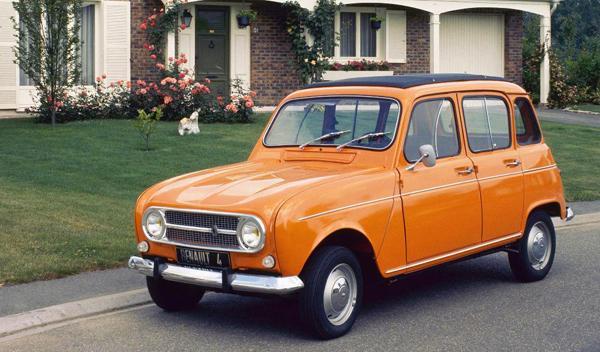 Fotos: ¿Te acuerdas del 'Cuatro Latas'? El Renault 4 cumple 50 años