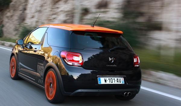 Fotos: Citroën DS3 Racing: ¿quieres sentirte como Sebastien Loeb?