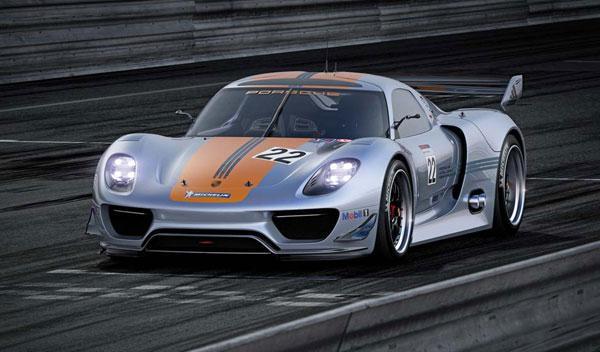 Fotos: Porsche 918 RSR: una máquina de competición híbrida con 767 CV