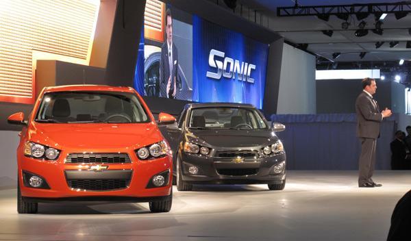 Fotos: Detroit 2011: todas las novedades del Salón