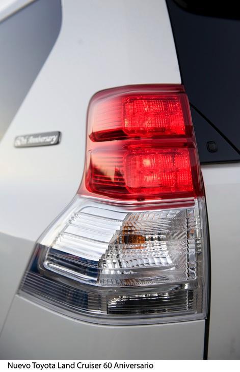 piloto trasero Toyota Land Cruiser