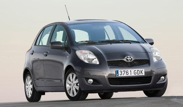 Toyota Yaris fallos mecánicos