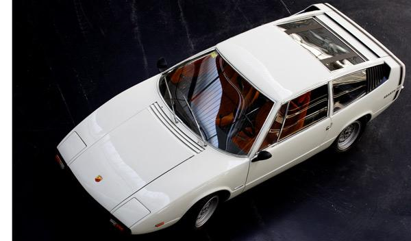 Fiat Abarth 1600 Coupé Italdesign Retro Auto
