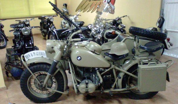 BMW R75 Afrika Korps