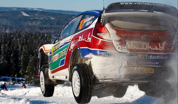 Ford Rally Suecia