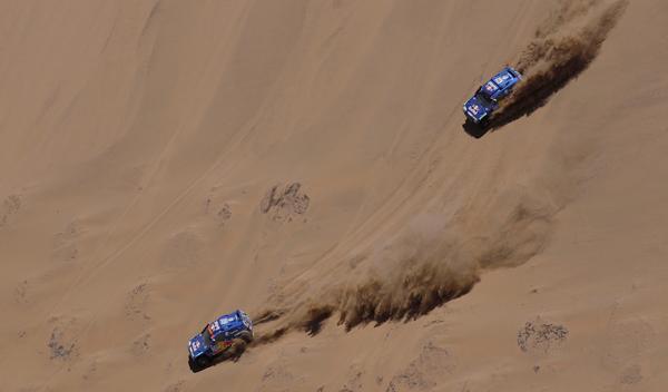 El Dakar, ¿en Bolivia?