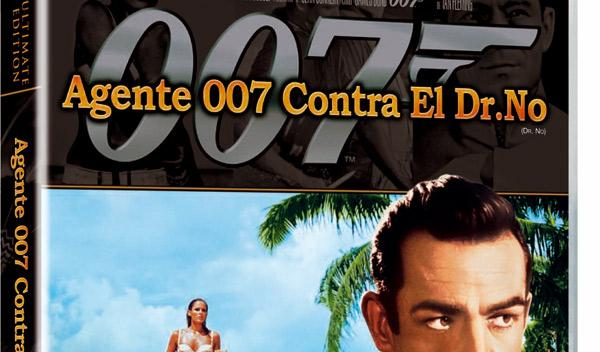 James Bond contra el Dr. No