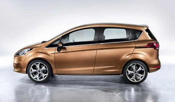 Ford B-Max Lateral