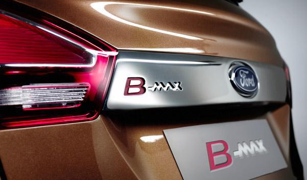 Ford B-Max logo