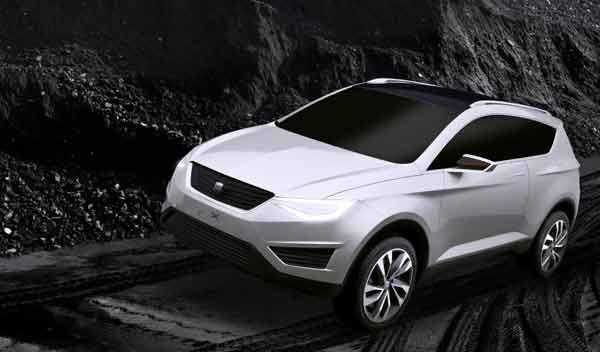 Híbrido SEAT híbrido Ginebra IBX