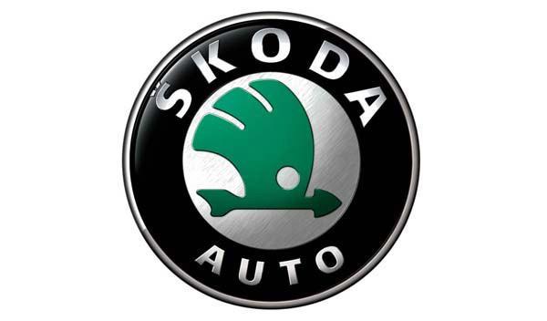Antiguo logo de Skoda