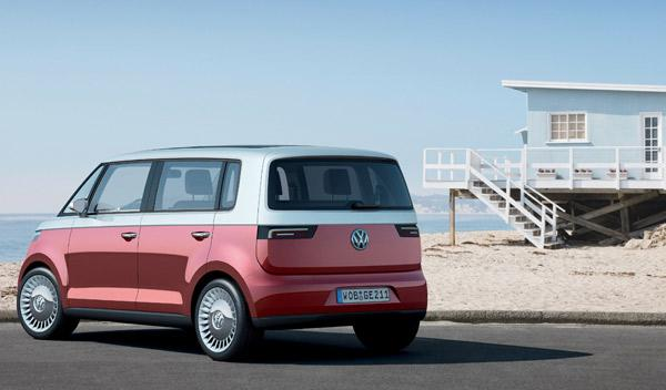 Volkswagen Bulli: 3,99 metros y motor eléctrico