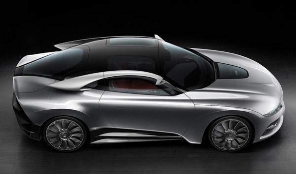 Saab PhoeniX Concept lateral