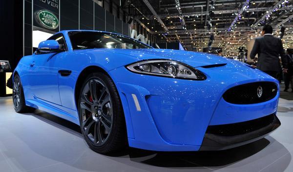 Jaguar XKR-S Salón de Ginebra 2011