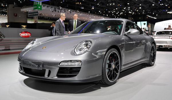 Porsche Carrera GTS Salón de Ginebra 2011