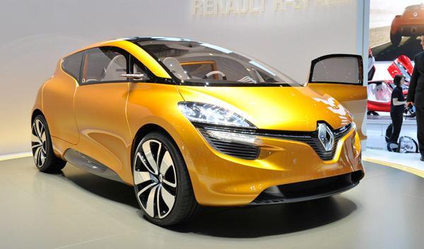 Renault R-Space Salón de Ginebra 2011