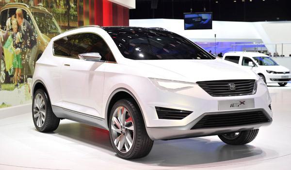 SEAT IBX Salón de Ginebra 2011