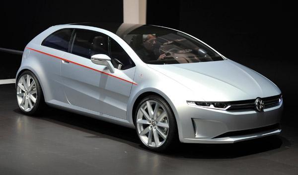 Volkswagen Giugiaro Tex Concept Salón de Ginebra 2011