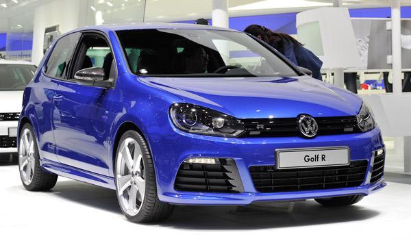 Volkswagen Golf R Salón de Ginebra 2011