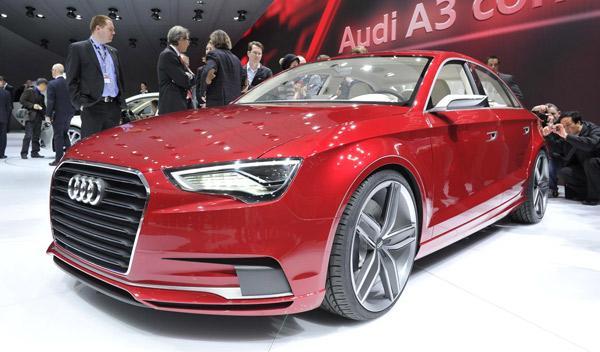 Audi A3 concept Salón de Ginebra 2011