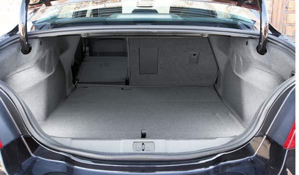 Peugeot 508 estática exterior maletero