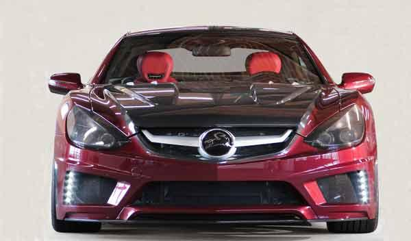 Carlsson C25 Royale frontal