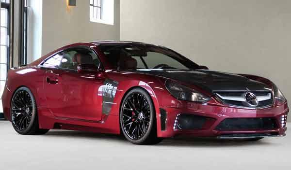 Carlsson C25 Royale lateral