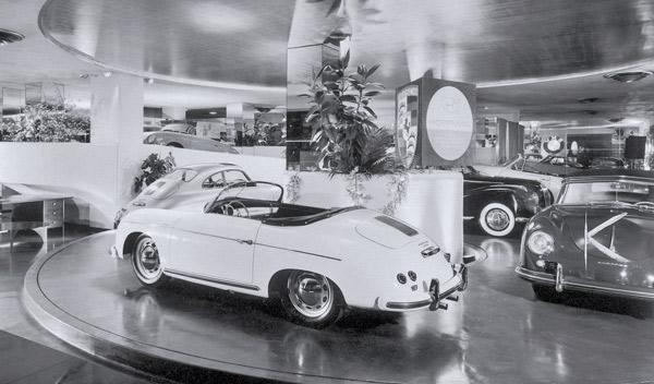 60 años de Porsche en América