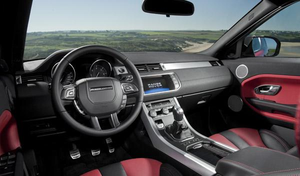 Range Rover Evoque Promoción