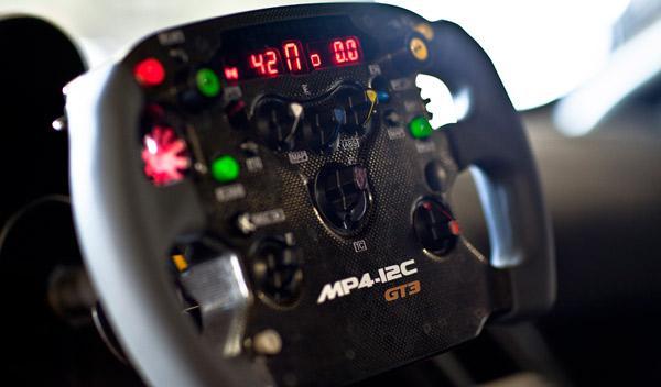 McLaren MP4-12C GT3 volante