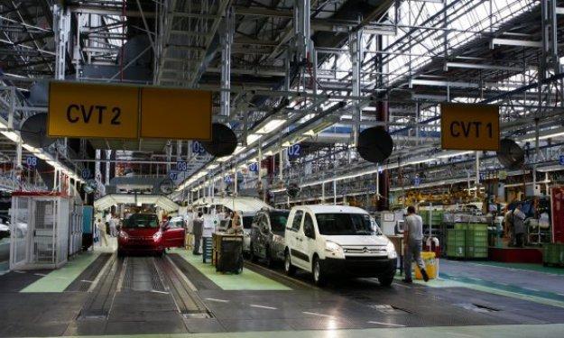 Exportaciones coches