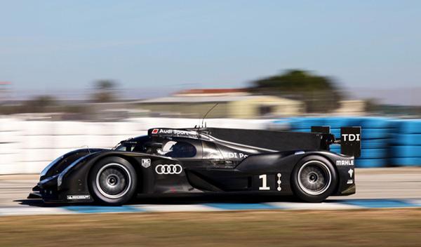Audi R18 Evolution