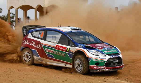 Ford Fiesta WRC Rally de Portugal